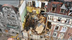 Three missing after gas explosion in Poland