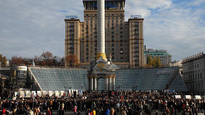 Russland nennt Ukraines Wahl illegitim