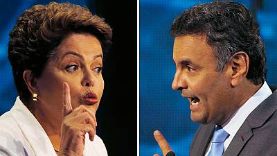Rouseff leads but Sunday's Brazilian election a close-run thing
