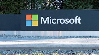 Microsoft flying high in the cloud