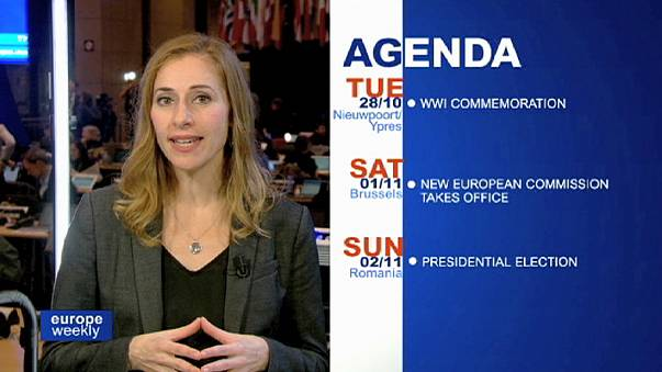 يوروب ويكلي في الاسبوع الثالث من شهر تشرين الأول اكتوبر 2014