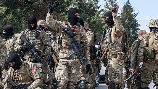 Tunísia: Pelo menos seis mortos durante assalto a presumível grupo terrorista entrincheirado numa vivenda