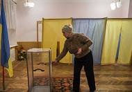Campaigning ends in historic Ukraine elections