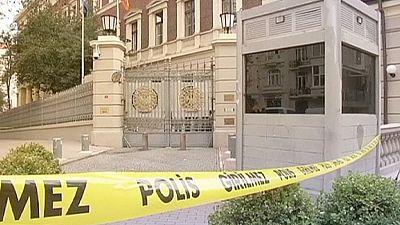 Turkey: Yellow powder closes consulates in capital
