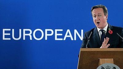 Primeiro-ministro britânico diz que não pagará mais de 2 mil milhões de euros exigidos pela Comissão Europeia