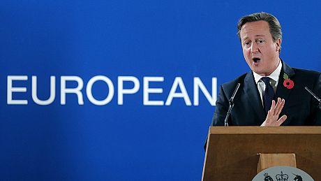 Angry British PM Cameron says won't pay 'unjustified' EU bill