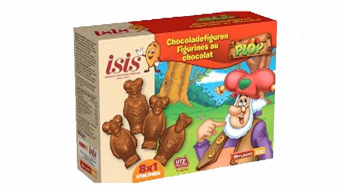Belgian chocolate maker ISIS forced to change its name