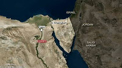 Dozens killed by suspected car bomb in Sinai peninsula