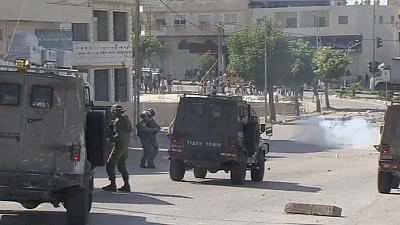 Clashes erupt in East Jerusalem