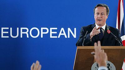 David Cameron recusa pagar mais 2,1 mil milhões de euros para orçamento da UE