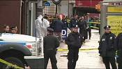 "New York axe attacker was ""self-radicalised"" Islamic extremist"