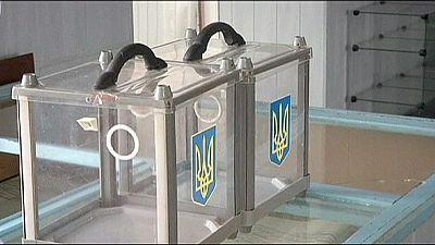 Ukrainians prepare to head to the polls on Sunday
