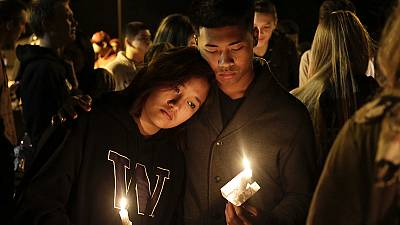 US school shooting: homecoming prince kills classmate