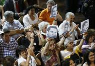 Argentina sentences 15 former officials to life for genocide