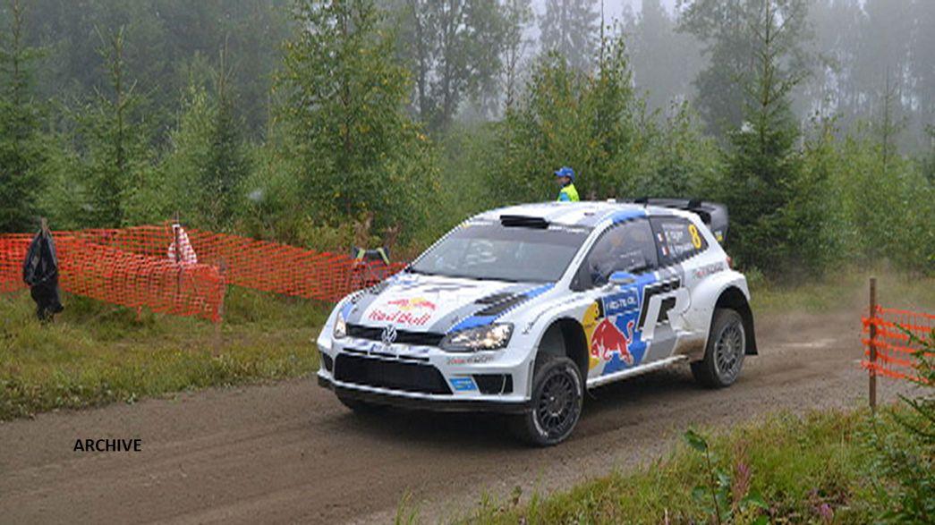 'Speed': Ogier, campeón del mundo de rally