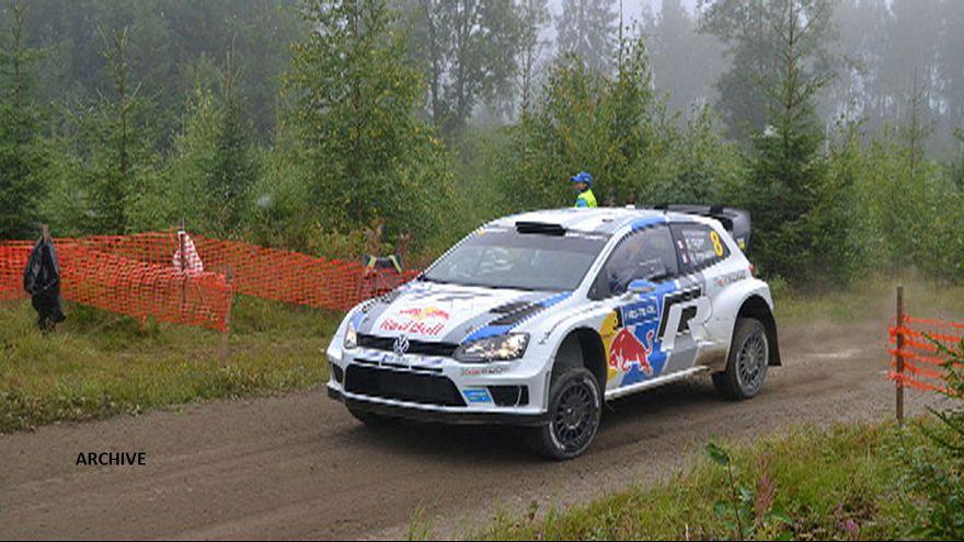 Dünya Rally Şampiyonası'nda şampiyon Sebastien Ogier