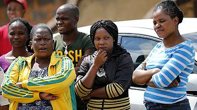 South Africa football captain Senzo Meyiwa shot dead in girlfriend's house
