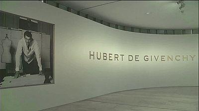 Madrid hosts first major Givenchy retrospective