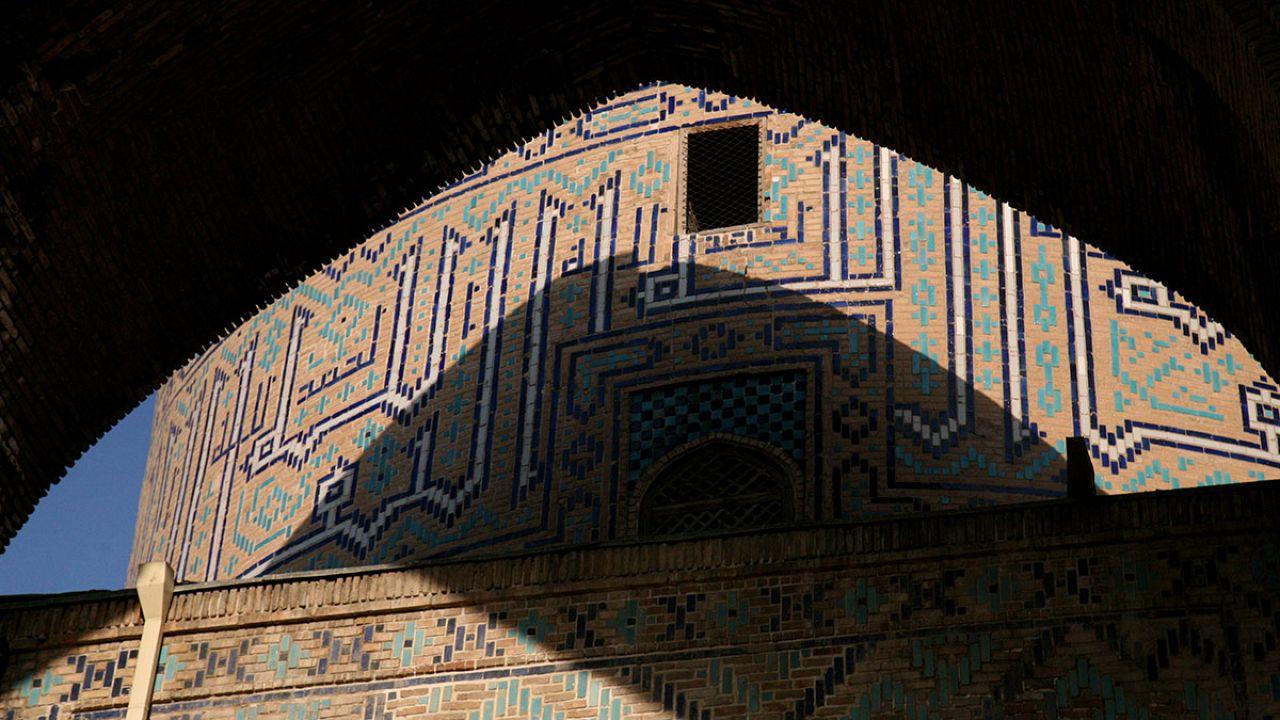Szamarkand - harc a a középkori Szilikon-völgy megőrzéséért