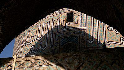 Preserving Samarkand's precious heritage