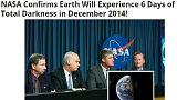 El falso rumor sobre la tormenta solar que dejaría a oscuras a la Tierra