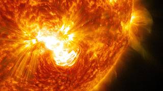 Última tormenta solar: las llamaradas más grandes de los últimos 24 años
