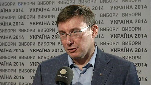 """Lutsenko, Bloque Poroshenko: """"Proponemos unir un gran equipo ucraniano que avanza hacia la UE"""""""