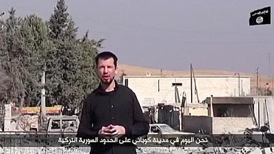 ISIL release propaganda video of UK hostage