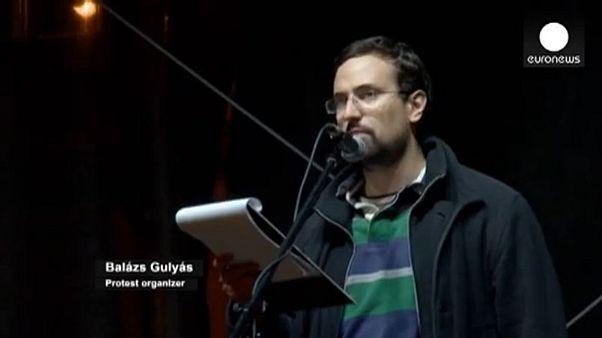 Kicsoda Gulyás Balázs, a netadó elleni tüntetés szervezője?