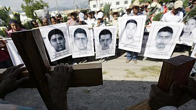 Mexico: Four new arrests over missing students