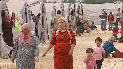 Syria neighbours Jordan, Lebanon and Turkey raise alarm over refugees