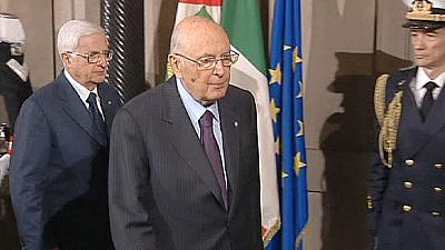 Italian president testifies on alleged links between the state and the Mafia