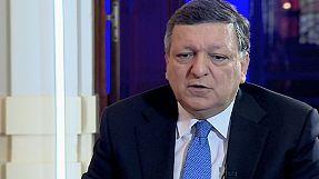 Barroso tacha de inaceptable el comportamiento de Cameron