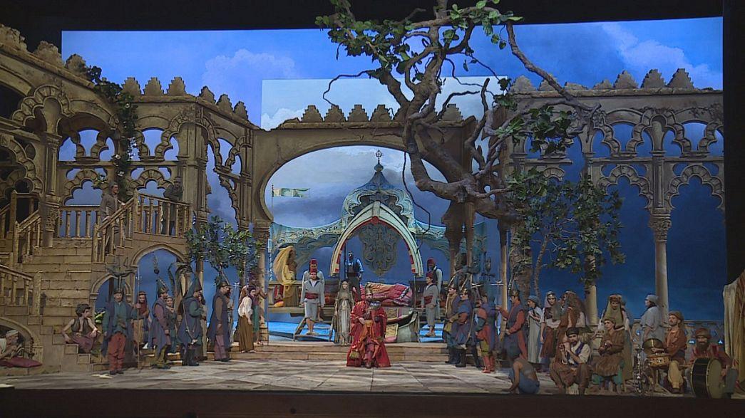 The magic of Mozart's 'Seraglio' at the Paris Opera
