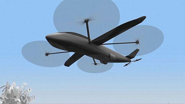 """""""SkyCruiser"""" - гибрид самолета, вертолета и...автомобиля"""