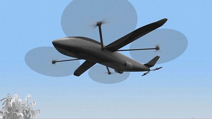 Geleceğin ulaşım aracı SkyCruiser