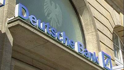 Legal costs lead to quarterly net loss at Deutsche Bank