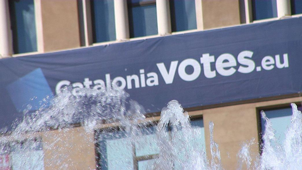 Katalanische Unabhängigkeit: Flaggen sind auch nur Stoff