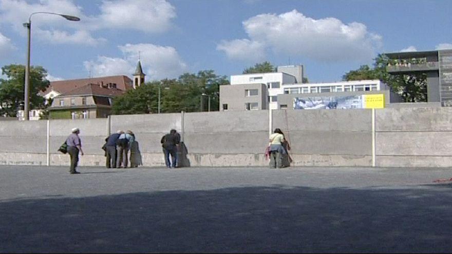 Берлинская стена. Бежать на Запад