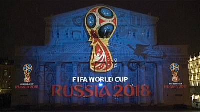 Russia unveils 2018 World Cup emblem