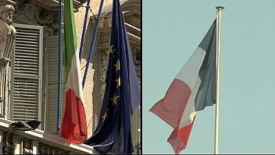 EC gives tentative green light to French and Italian budgets