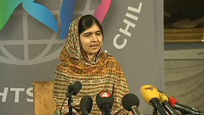 Malala to donate prize fund to girls schools in Gaza