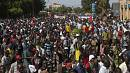 Burkina Faso: Protests against president
