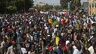 Burkina Faso'da eylemler şiddetlendi