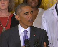 Obama diz que ébola precisa de ser erradicado em África para que deixem de surgir casos nos EUA
