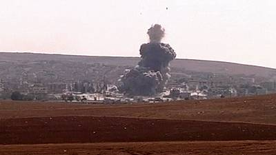 Kurdish convoy expected in Kobani