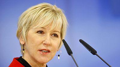 Suecia, primer estado de la UE en reconocer a Palestina como Estado independiente