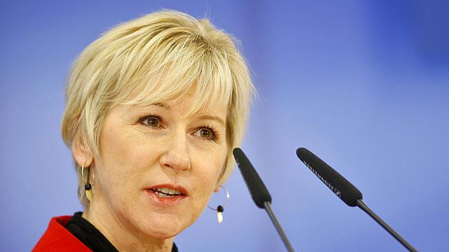 Sweden becomes first EU country to recognise the Palestinian State