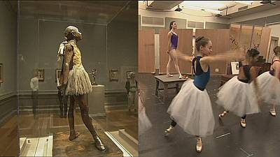 Edgar Degas' Little Dancer inspires musical in Washington