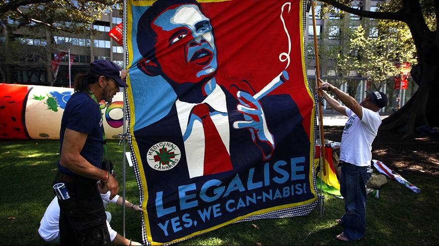 High on the agenda: marijuana a key issue in 2014 US Midterm elections